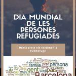 Dia Mundial de les Persones Refugiades: Testimonis #UBRefugi