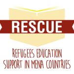 RESCUE detecta necessitats comunes en l'accés d'estudiants refugiats a universitats de la regió MENA