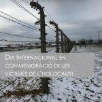 Un mural participatiu i una conferència faran memòria de l'Holocaust