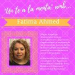 Un te a la menta amb Fatima Ahmed