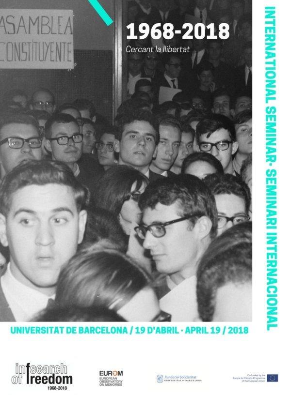 Reflexió sobre les revolucions del 68